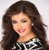 Ellie Smith compitió como Miss Nevada del Noreste...