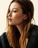 Fotos de Emily Browning para la revista Interview
