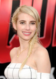 Emma Roberts Scream Queens Photocall 2015 ComicCon