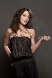 La actriz Emmanuelle Vaugier recibe el evento de c...