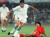 El capitán y centrocampista uruguayo Enzo Francesc...