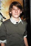 Erik Per Sullivan en el estreno de Arthur y