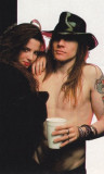Erin Everly es Axl Rose s ExWife FOTOS Celebrity