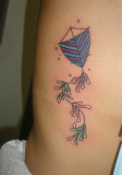 Artistas de tatuajes Cometas y artistas