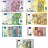 Archivo Euro Series Billetes png