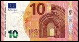 Moneda de la Eurozona Nuevo billete de 10 euros 20...