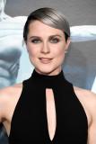 Evan Rachel Wood Parte de lado corto peinados cort...