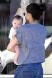 Jenna Dewan mostró a su hija Everly Tatum