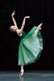 Evgenia Obraztsova bailando con el Ballet Bolshoi...