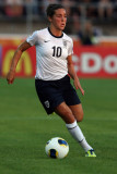 Fara Williams Fara Williams de Inglaterra corre co...