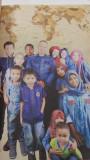 Keluarga Musulmanes Inspiratif Keliling Dunia deng...