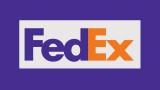 Fedex logo de animación