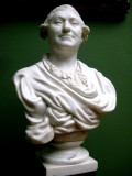 Ii ivanovich shubin busto del siglo 18 de catherin...
