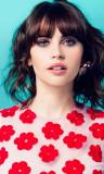 Felicity Jones Glamour Magazine Reino Unido