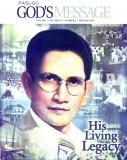 Felix Manalo en la portada de la revista Pasugo