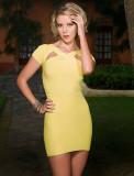 Fernanda Castillo por los cielos con el Emmy que o...