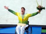 Fernando Fernandes es campeón del mundo de paracan...