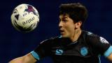 Fernando Forestieri está de vuelta para Sheffield...
