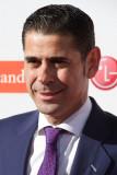 Fernando Hierro Fernando Hierro asiste al premio M...