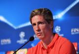 Fernando Torres listo para el juego más importante...
