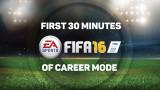 FIFA 16 Primeros 30 Minutos de Carrera