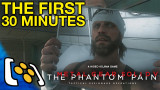 Solid 5 The Phantom Pain Juego The First 30