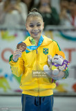 Flavia Lopes Saraiva, de Brasil, pierde su medalla...