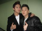 FOTO FLOWSIK tweets Yoochun y Junsu DBSK noches si...