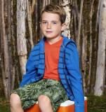 Flynn Morrison como Boyd Baxter en el último hombr...