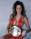 ECW Francine Fournier Lucha Femenina