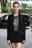 GAIA WEISS en el Hotel Martinez en Cannes 05 13 20...
