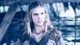 Gaia Weiss en los vikingos