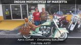 Vintage en Marietta GA Motocicleta India de Mariet...