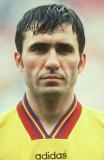 Gheorghe Hagi Rumania Casa del Fútbol
