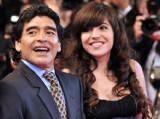 Maradona la figlia Giannina contro Diego Armando J...