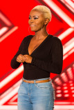 GIFTY LOUISE AGYEMAN en el factor X
