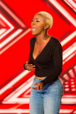 GIFTY LOUISE AGYEMAN X Factor 2016 SPOILERS Conoce