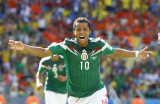 México vs. Holanda Ver Giovani dos Santos Puntuaci...