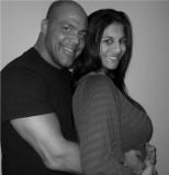 Kurt Angle, su nueva esposa, Giovanna