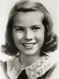 Y la princesa de Mónaco Grace Kelly en su día de l...