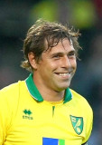 Grant HOLT Ciudad de Norwich Pink Un Norwich City...