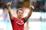 Grant Leadbitter de Middlesbrough celebra 13 victo...