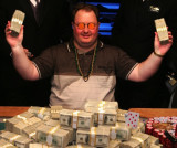 Greg Raymer wygra Evento Principal WSOP w
