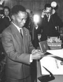 Gregoire Kayibanda uwabaye minisitiri de Intebe wa...