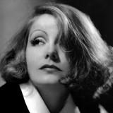 Estrella de Greta Garbo Viejo Tiempo