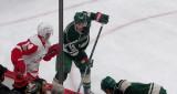 NHL suspende a Gustav Nyquist por golpe sucio a Ja...