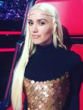 El pelo de Gwen Stefani s mira es tan bueno en est...