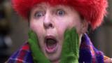 Photocall especial Gwyneth Guthrie Como señora Mac...