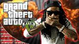 GTA 5 Lil Wayne Pure Música de Columbia