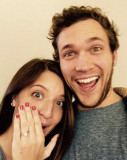 Hannah Blackwell Phillip Phillips comprometida con...